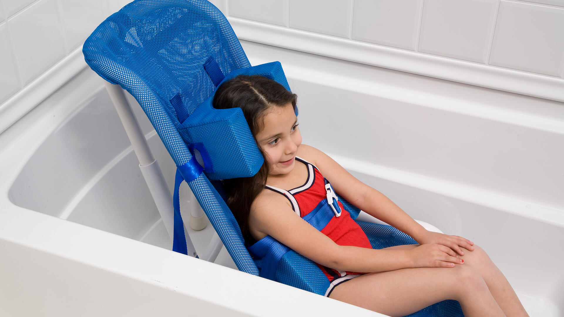 Contour™ Deluxe Bath Chair Inspired by Drive