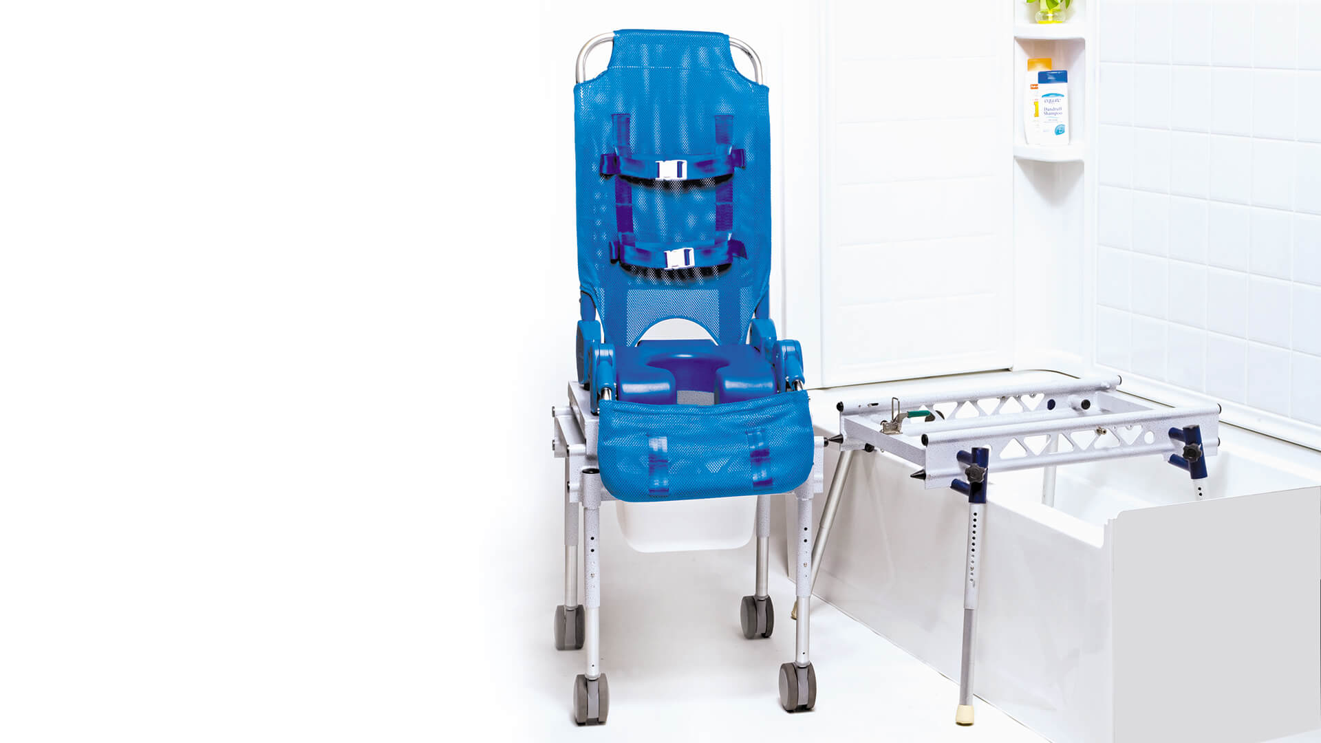 Ultima Access Bath Transfer and Commode – Take Care Mobility