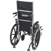 Pediatric Viper Plus Reclining Wheelchair