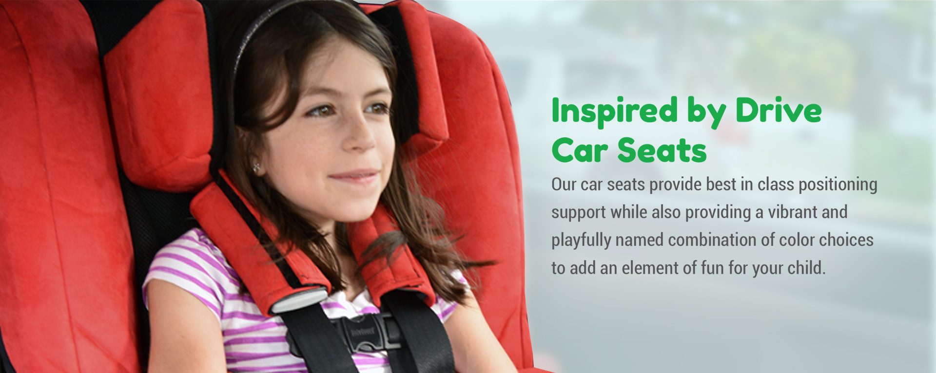 Inpsired by Drive Carseat Safety Quiz