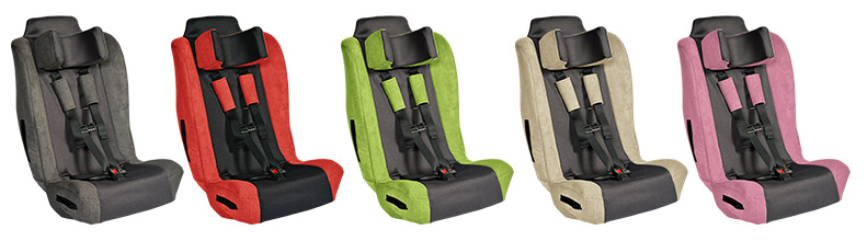 Spirit Car Seat Available Colors