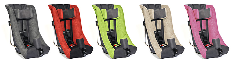 IPS Car Seat Available Colors